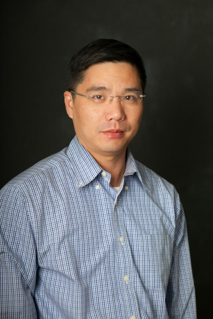 Henry (He) Huang, Syms - faculty headshots