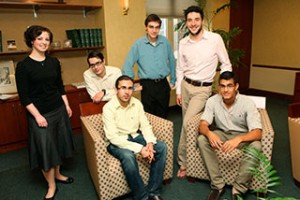 2010 Kressel Research Scholars