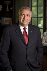 President Richard M. Joel