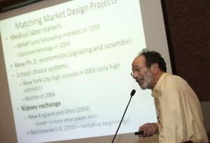 Professor Alvin Roth