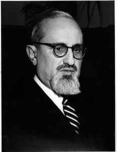 "Rabbi Soloveitchik was familiarly known as ""the Rav."""