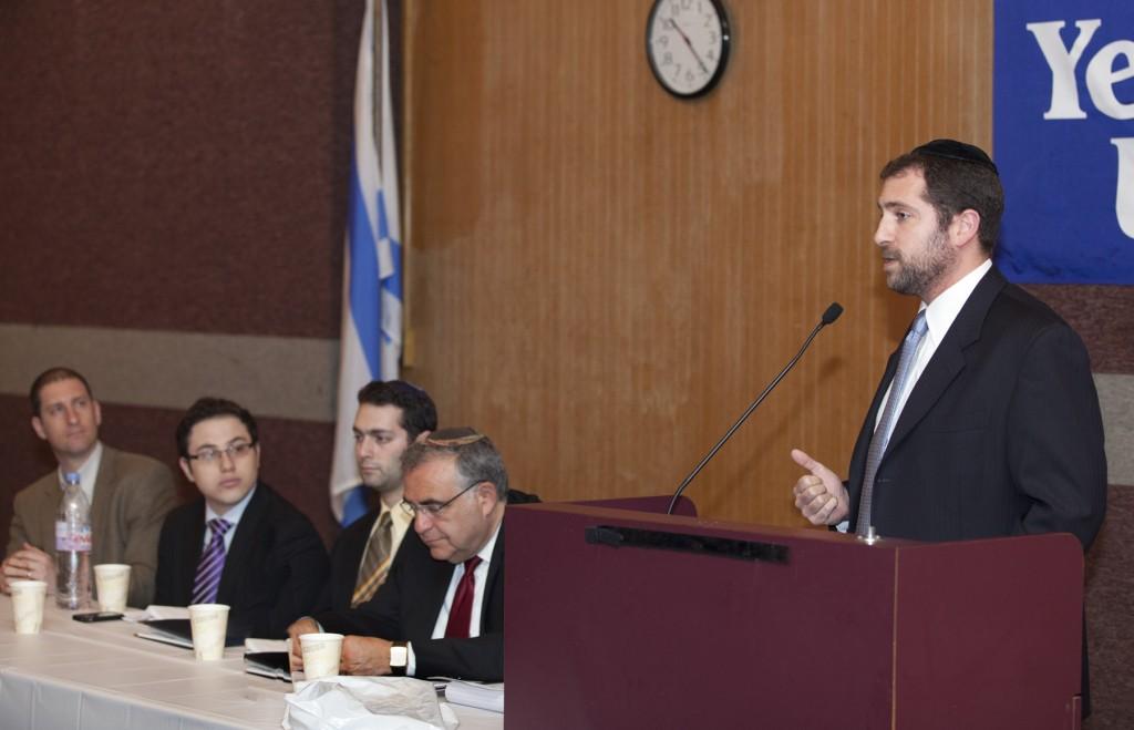 Israel Advocacy - Panel