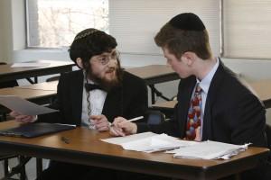 YUHSB's  Freidenberg and Shulman