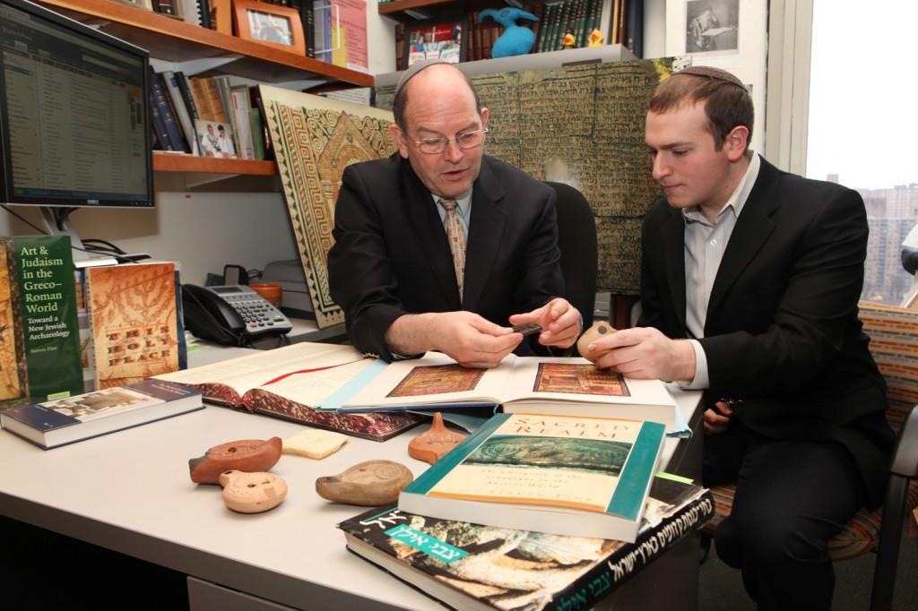 Steven Fine and Yitzchak Schwartz