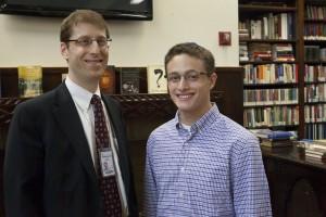 Rabbi Jeremy Wieder will mentor Akiva Schiff