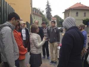 Professor Negroni discusses German Romanticism in Weimar, the home of Goethe, Schiller and birthplace of classical German culture.