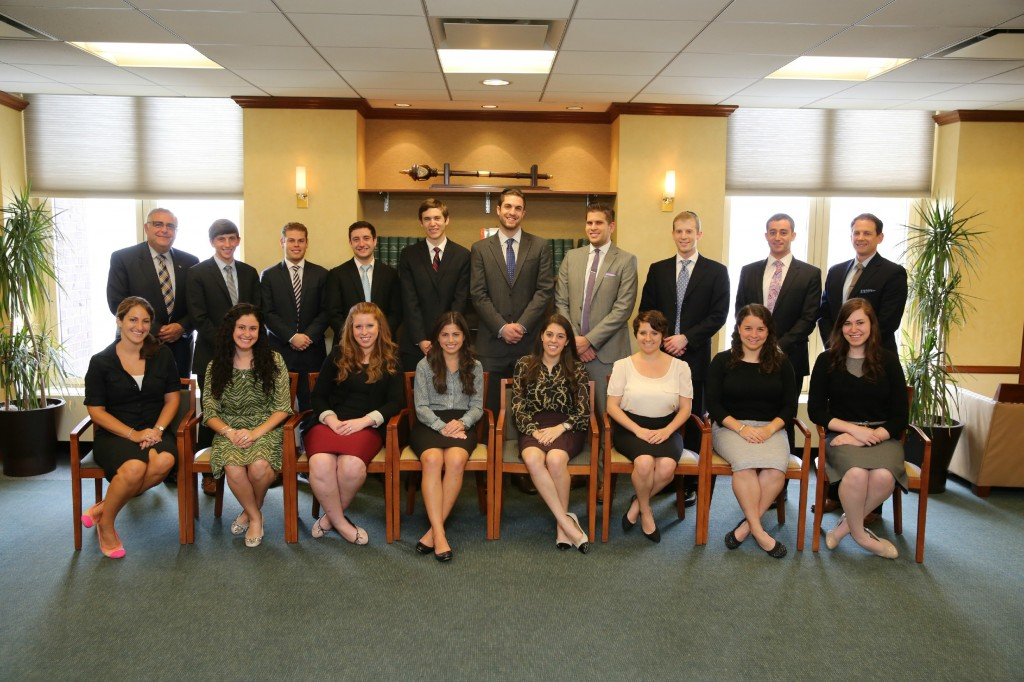 Presidential Fellows 2013 Group
