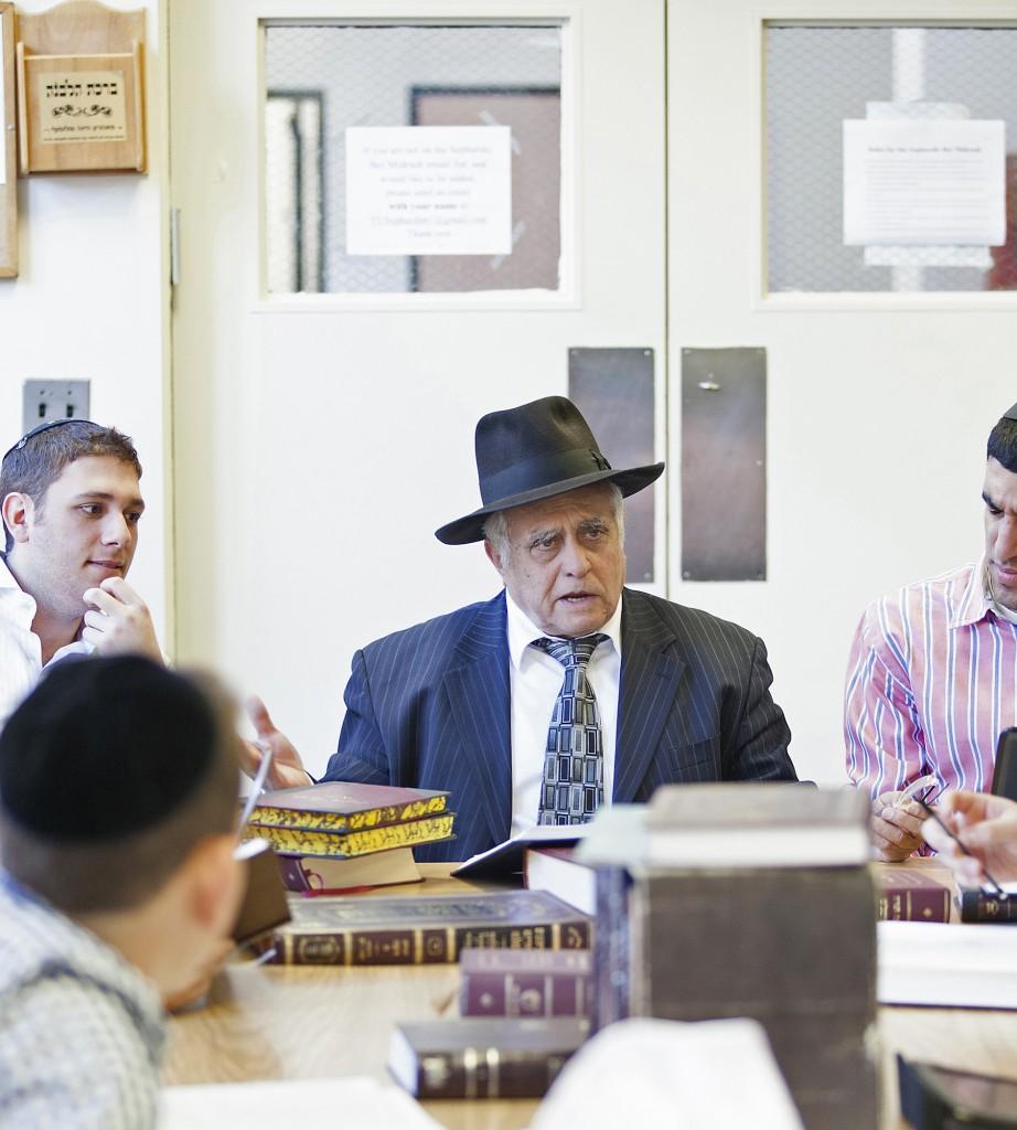 rabbi ben haim