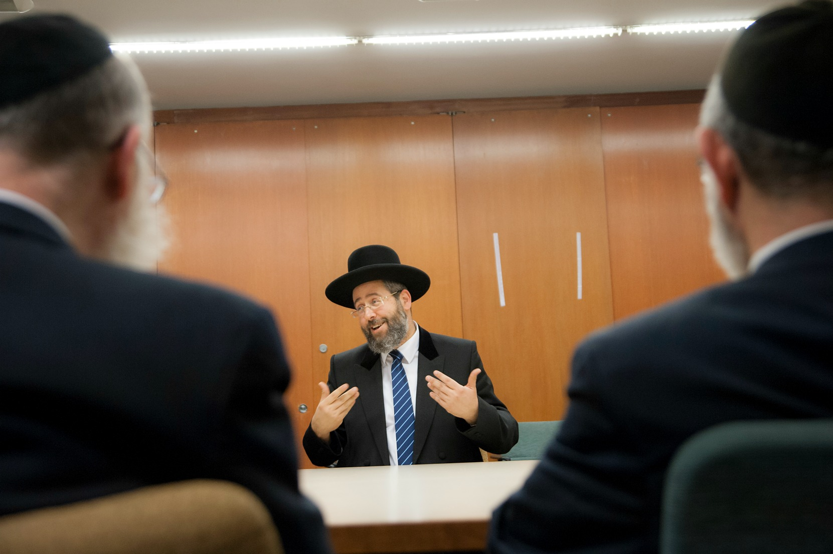 meet the rabbis review
