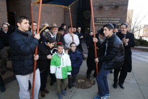 Grunstein Torah Dedication