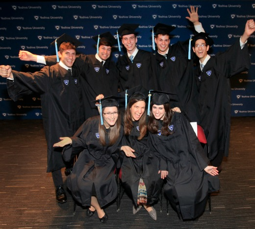 2015 Yeshiva University Commencement