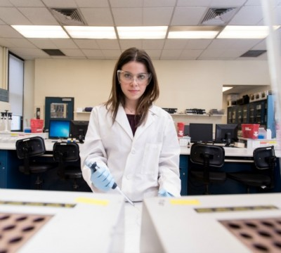 Sara Leora Wiener, who received a grant for her research into bladder cancer