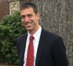 Rabbi Joshua Kahn, new head of school at Yeshiva University High School for Boys