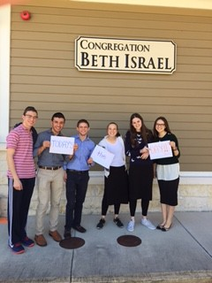 The Torah Tours mission to Metairie, Louisiana