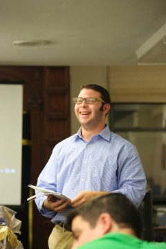 Hisoriri organizer Moshe Kurtz