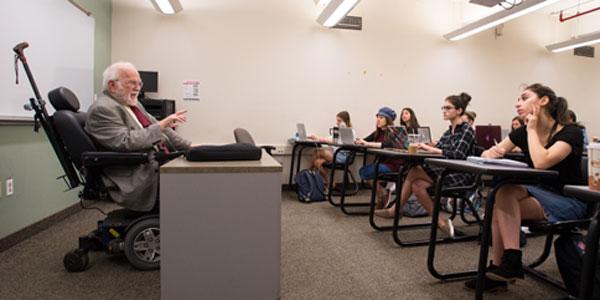 Marcel Perlman Teaching