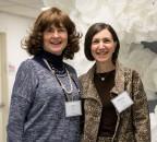 Leah Wolf and Deborah Nobel