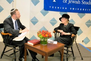 Esther Manischewitz and Mordechai Cohen