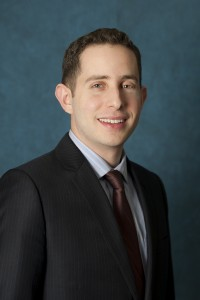 Joshua Jacoby, the new executive director of YU High Schools