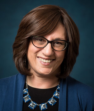 Portrait of Dr. Michelle Levine