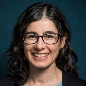 Dr. Josefa Steinhauer, Associate Professor, YC Biology