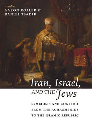 Book cover: Iran, Israel and the Jews