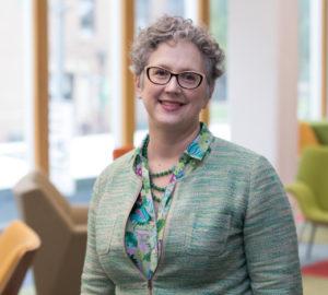 Faculty Portraits, Dr. Lauren Fitzgerald