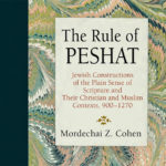 The Rule of Peshat book cover