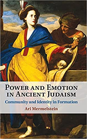 Book cover of Power and Emotion in Ancient Judaism