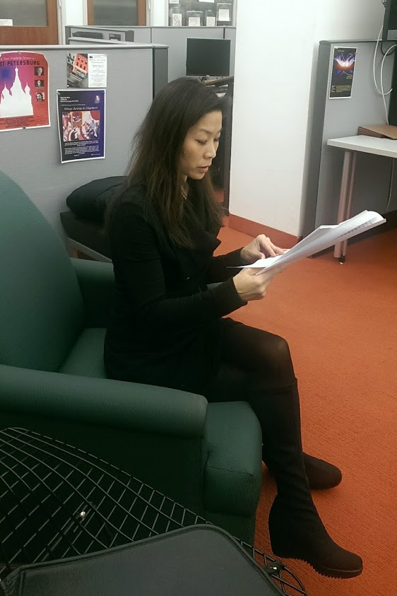 Christina Chiu Reading