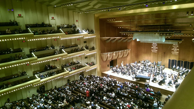 Rachmaninoff Philharmonic Festival at Lincoln Center
