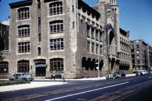Main Building 1956