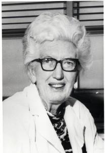 Professor Berta Scharrer