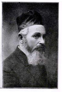 Henokh Weintraub, artist who built the Temple model