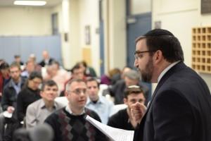 David Mitzner Dean of the Center for the Jewish Future, Rabbi Yaakov Glasser