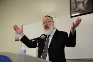 RIETS Rosh Yeshiva Rabbi Mordechai Willig