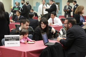 On Campus Chinuch Recruitment at YU