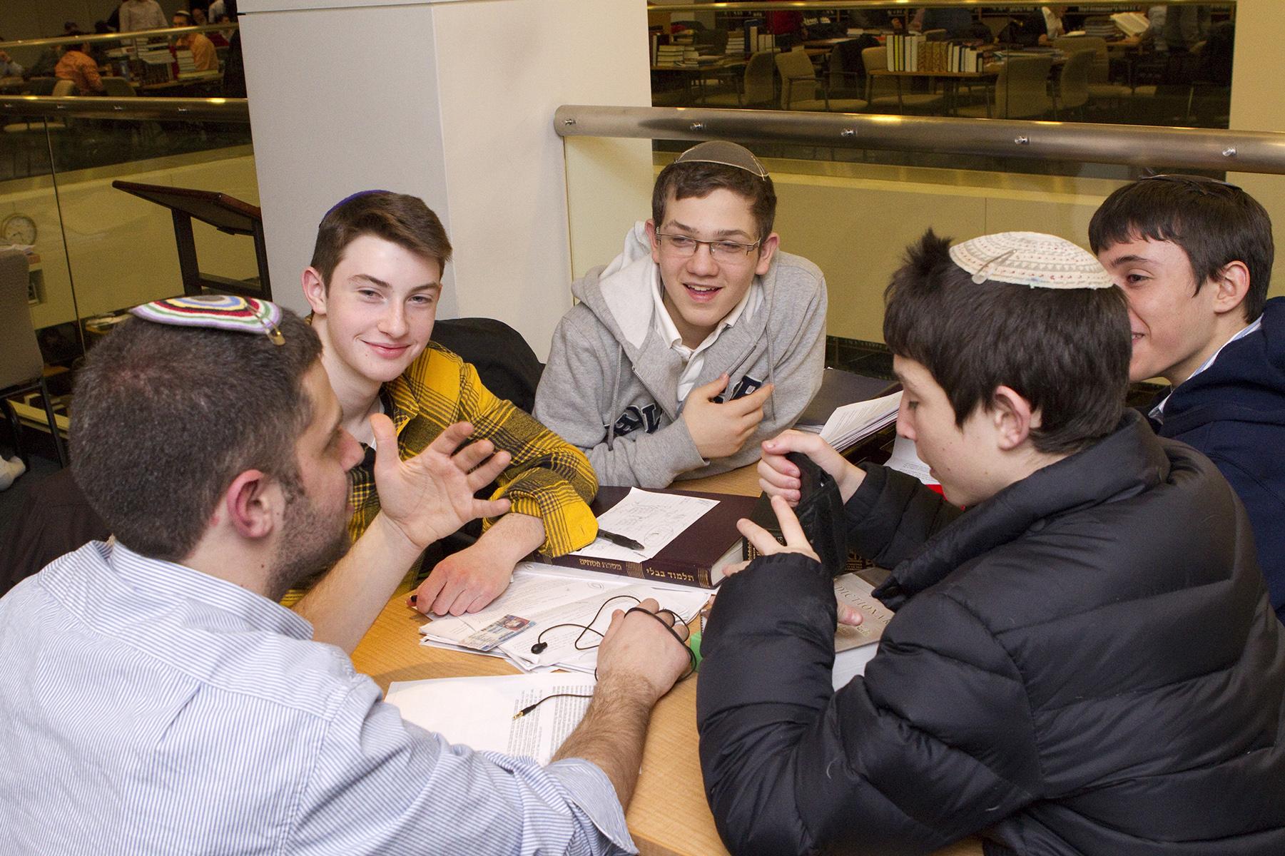 Torah Leadership Network at Yeshiva University