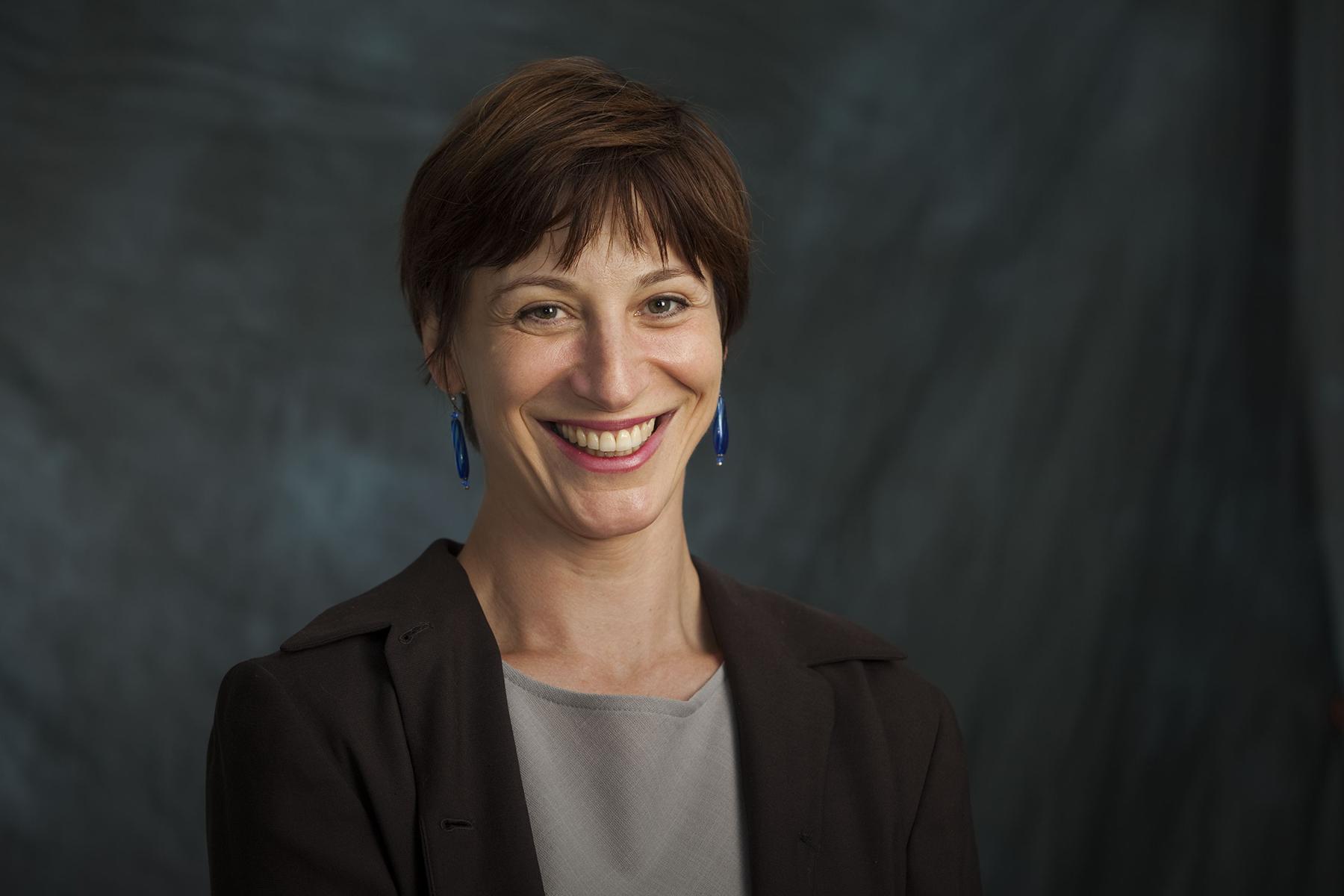 Nora Nachumi designed the Women's Studies Interdisciplinary Seminar at Stern College.