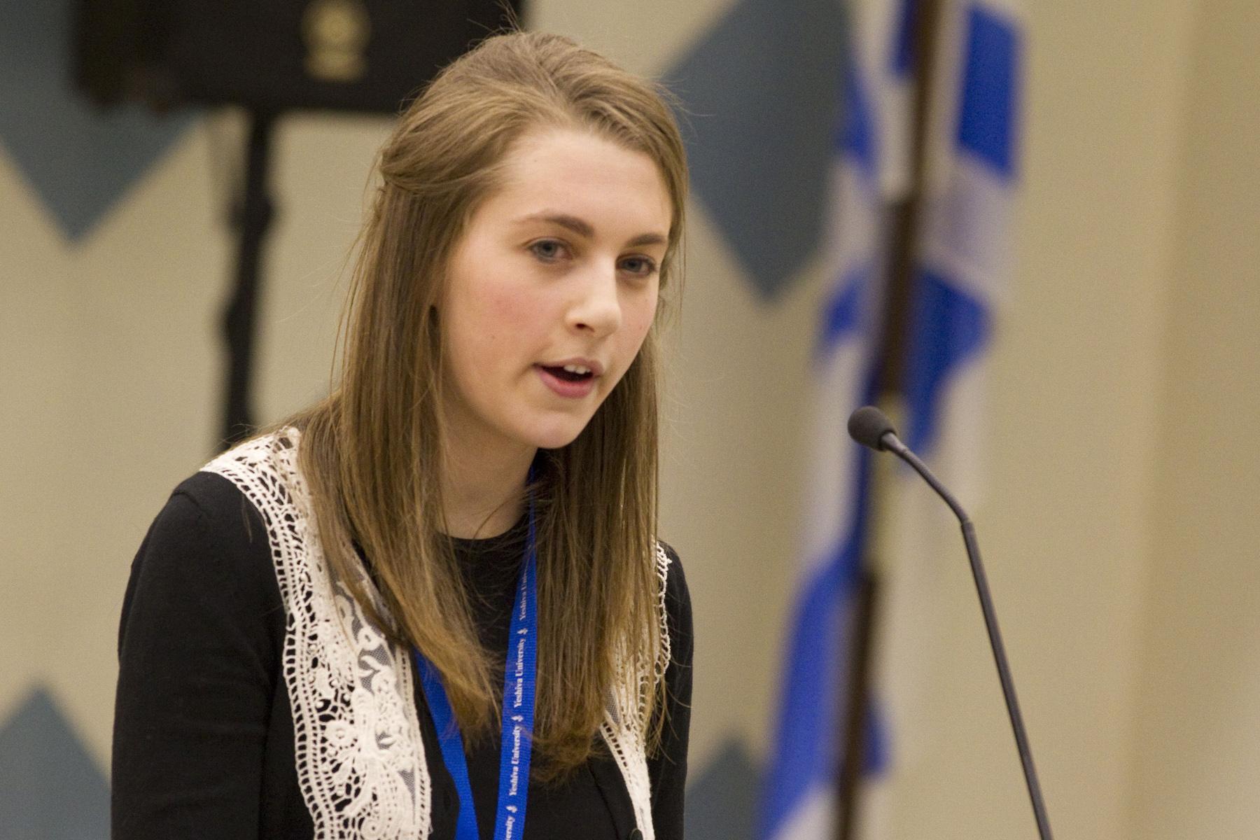 Mindy Sojcher, vice president of SHEM