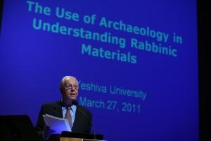 Professor Eric Meyers of Duke University