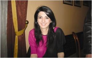 Stern College graduate, Alla Digilova, will begin her studies at Harvard Law this fall.