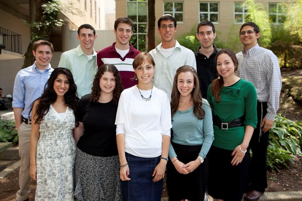 Eleven YU students are taking part in Einstein's Summer Undergraduate Research Program (SURP).