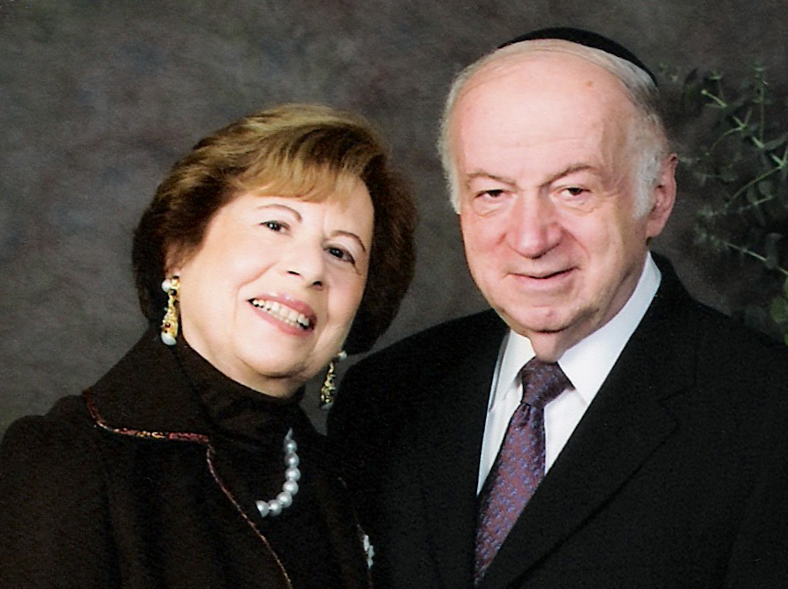 Dorothy and Julius Berman