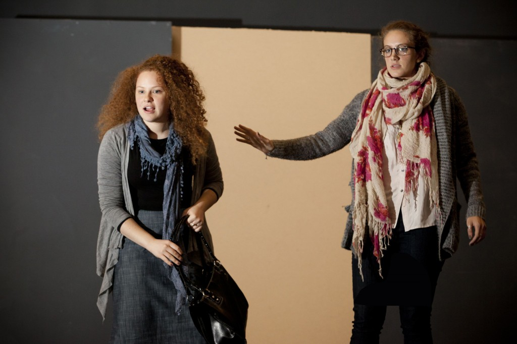 Tova Lahasky and Ilana Himber
