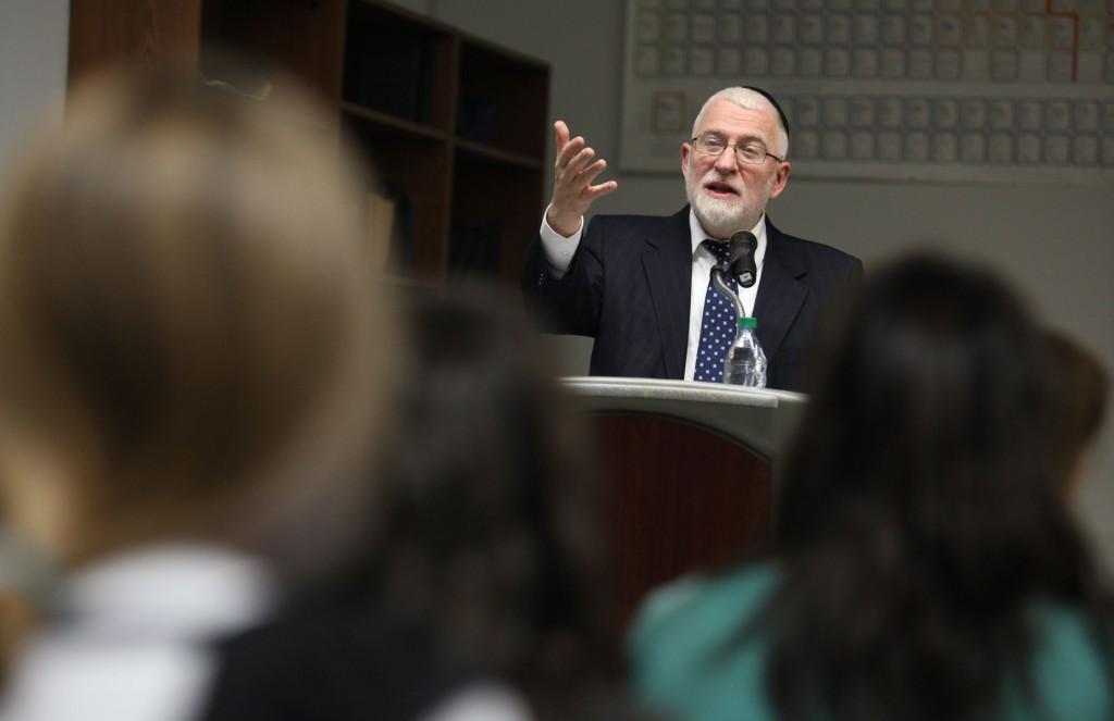 Rabbi Hershel Schachter