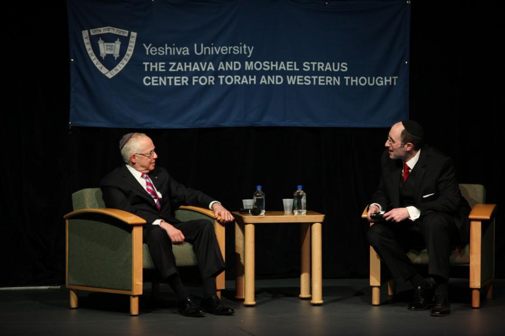 Mukasey and Soloveichik