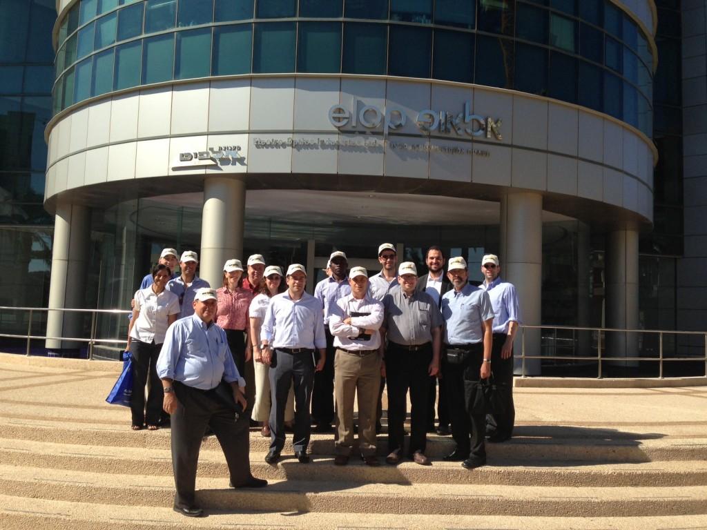 EMBA Israel trip 1