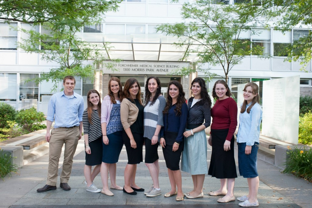 2014 Roth Scholars
