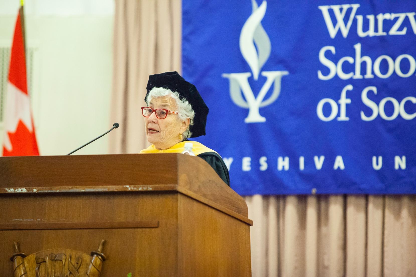 2014 WSSW Block Program Commencement
